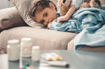 enteritis tünetekkel küzdő gyermekeknél